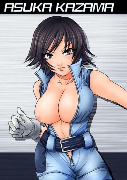 Tekken Lili Hentai